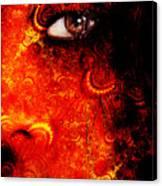 Watchful Spirit Canvas Print