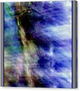 Watching From The Trees Canvas Print