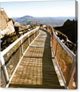Watchtower Lookout, Ben Lomond, Tasmania Canvas Print