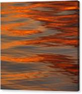 Water Abstract 1 1 14 Canvas Print