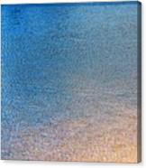 Water Abstract - 3 Canvas Print