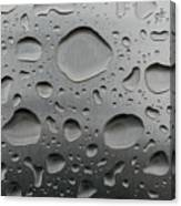 Water And Steel Canvas Print