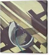 Water Bucket Canvas Print
