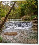 Water Fall Canvas Print