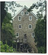 Water Mill Canvas Print