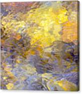 Water Reflection 1144 Canvas Print