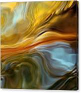 Water Reflections 1064 Canvas Print