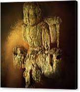 Waterboy As The Buddha Canvas Print