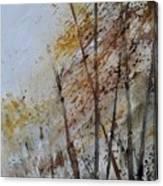 Watercolor 010104 Canvas Print