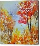 Watercolor 011121 Canvas Print