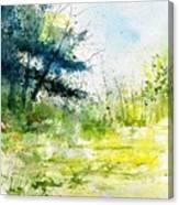 Watercolor 111141 Canvas Print
