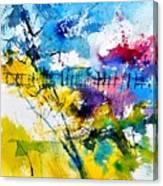 Watercolor 114052 Canvas Print