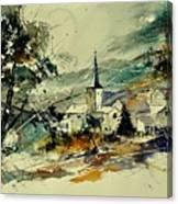 Watercolor 115022 Canvas Print