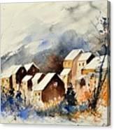 Watercolor 115082 Canvas Print
