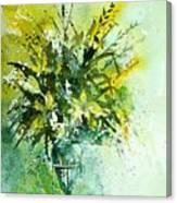 Watercolor  120406 Canvas Print
