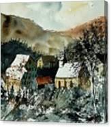 Watercolor  260107 Canvas Print