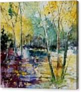 Watercolor 280809 Canvas Print
