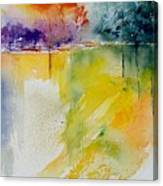 Watercolor 800142 Canvas Print