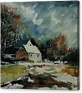 Watercolor  900111 Canvas Print
