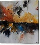 Watercolor 901150 Canvas Print