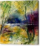 Watercolor  908010 Canvas Print