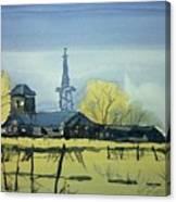 Watercolor3607 Canvas Print