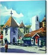 Watercolor3823 Canvas Print