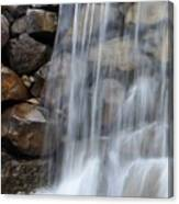 Waterfall 1 Canvas Print
