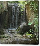 Waterfall 1 Canvas Print