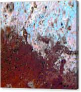 Waterfall 2 Abstract Canvas Print