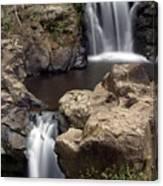 Waterfall 54 Canvas Print