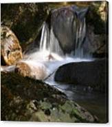Waterfall Glenveagh National Park Canvas Print