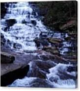Waterfall In Georgia Canvas Print