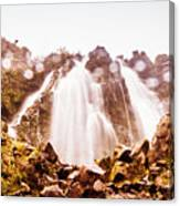 Waterfall Scenics  Canvas Print
