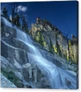 Waterfall Trail Canvas Print