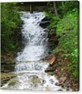 Waterfall#1 Canvas Print