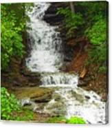 Waterfall#3 Canvas Print