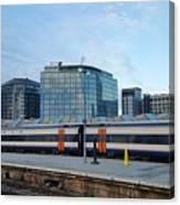 Waterloo Station Canvas Print