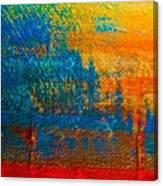 Waterloo Sunset Canvas Print
