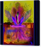 Waterplant2 Canvas Print
