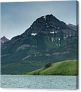 Waterton Lakes Canvas Print