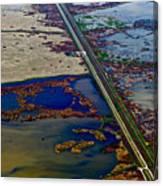 Waterworks 11 Canvas Print