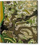 Waterworks 13 Canvas Print
