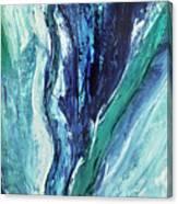 Waterworld Canvas Print