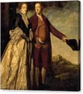 Watkin Williams Canvas Print