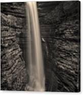 Watkins Glen Cavern Cascade #5 Canvas Print