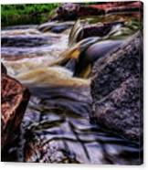 Wausau Whitewater Course Side View Canvas Print