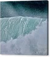 Eternal Wave Canvas Print