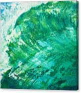 wave IX Canvas Print