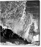 Wave Texture Canvas Print